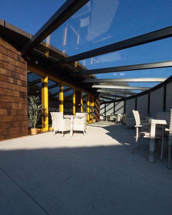 Klein Northbridge Pavilion Courtyard