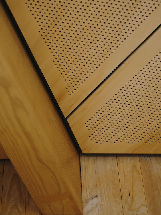 Klein Northbridge Pavilion Detail