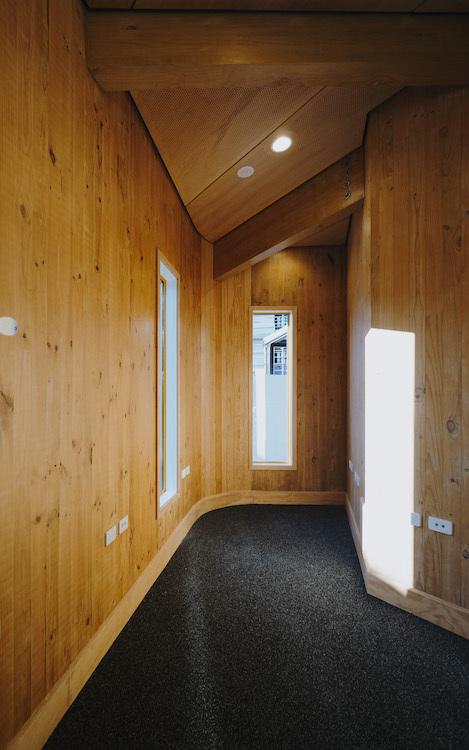 Klein Northbridge Pavilion Hallway