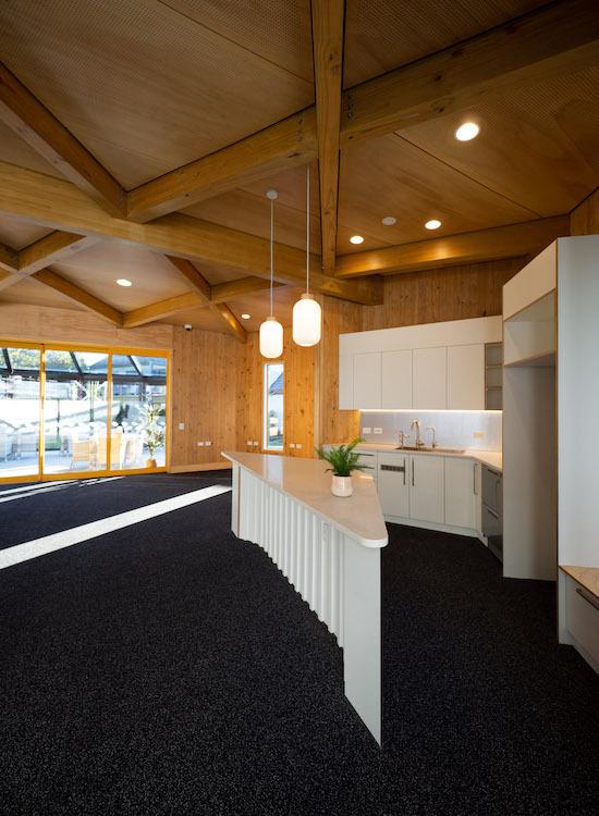 Klein Northbridge Pavilion Kitchen