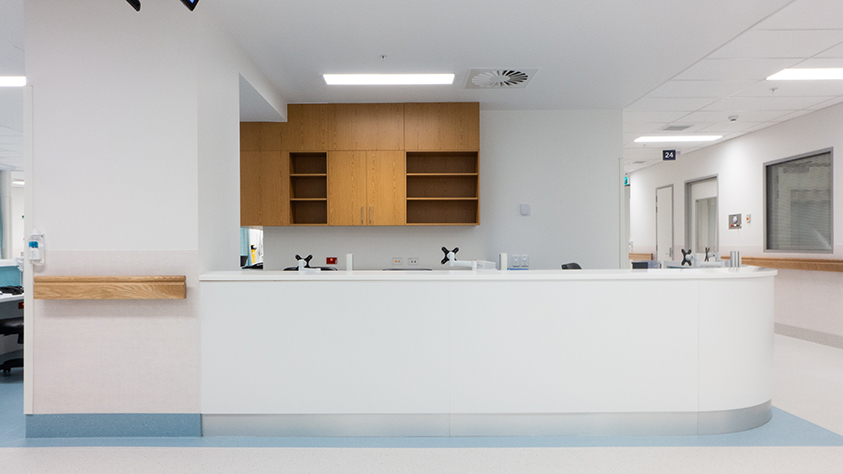 Klein_Auckland_Hospital_CDU_Staff_Base