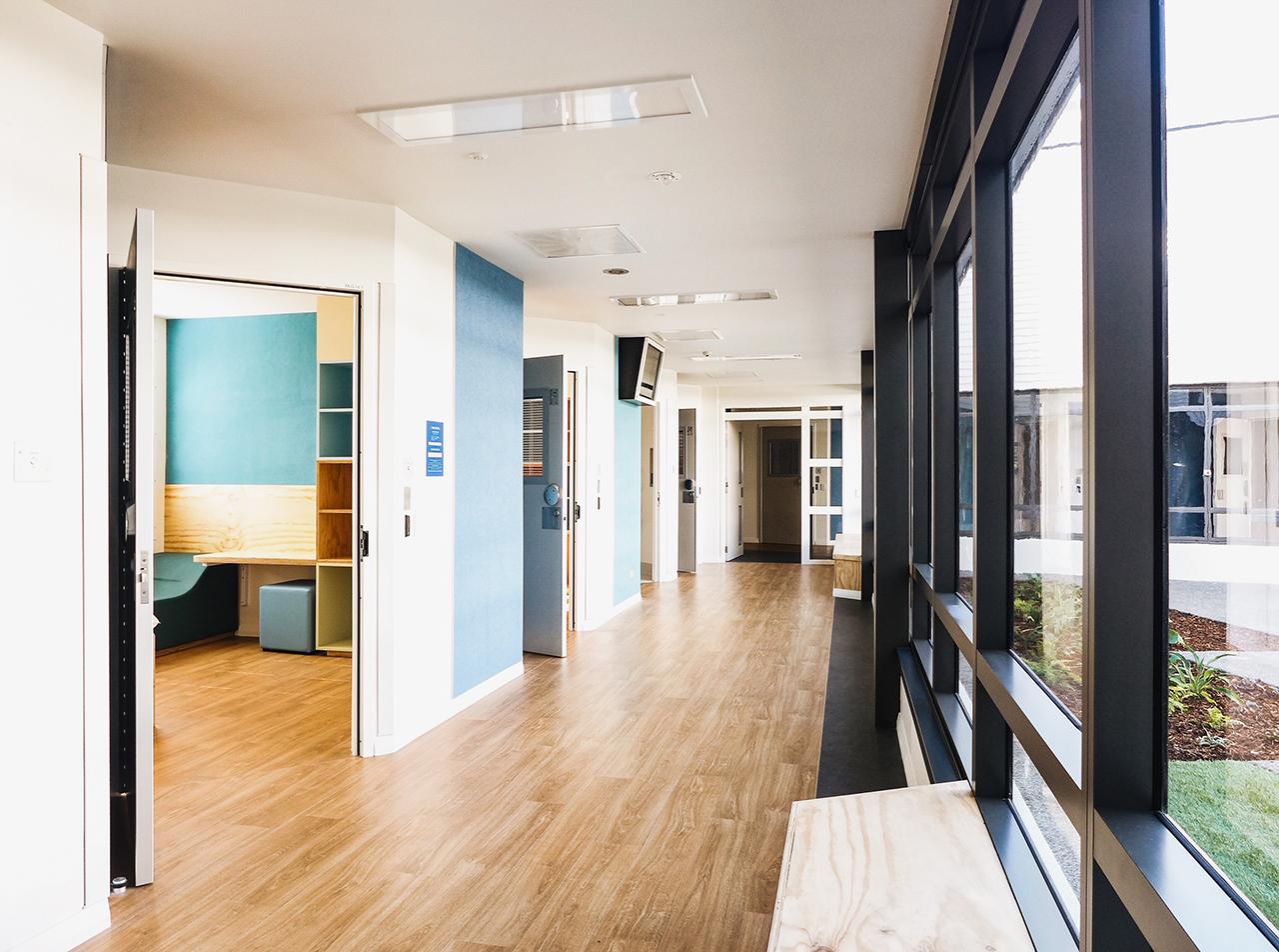 Klein_Mason_Clinic_Te Aka_Corridor
